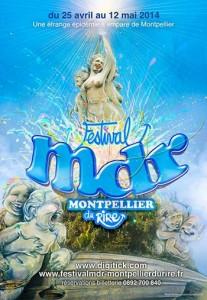 affiche-festival-MDR-montpellier-du-rire-2014