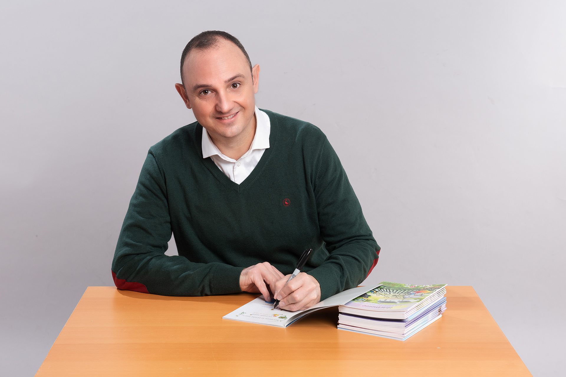 Eric Coudert, auteur jeunesse -web