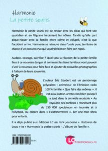Harmonie - La petite souris, le pique-nique (quatrième de couverture)