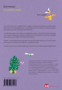 Harmonie - La petite souris, le traineau du Père Noël (quatrième de couverture)