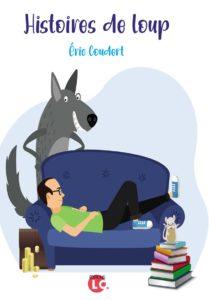 Couverture histoires de loup
